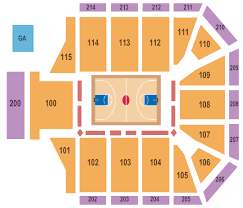 University Of Phoenix Seating Chart Grand Canyon University Arena Seating Chart Phoenix