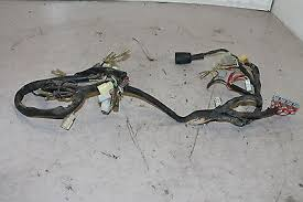 yamaha v star main engine wiring harness motor wire loom 1980 yamaha xs650 main engine wiring harness motor wire loom updated fuse box