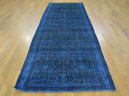 blue runner rug for persian rugs large rugs