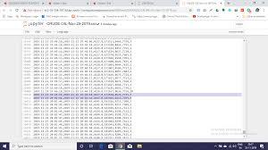 Crude Oil Data Or Chart Kite Connect Developer Forum