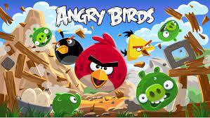 Red Angry Birds Game (Page 1) - Line.17QQ.com