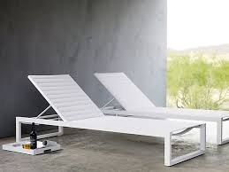 design within reach outdoor furniture. View In Gallery White Chaise Lounges From Design Within Reach Outdoor Furniture C