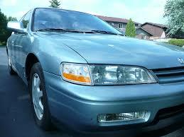 dsergienko 1994 Honda AccordEX Sedan 4D Specs, Photos ...