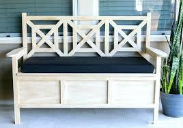 outdoor storage seating bench outdoor storage seating bench image of patio storage benches padded outdoor wood outdoor storage seating bench