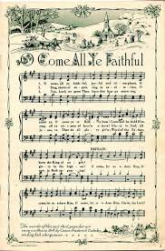 printable vintage sheet music printable vintage christmas music sheets and 6 holiday projects