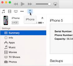 How Do I Sync My Music And Video From Itunes To New Iphone 6