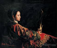 chen yifei was a famous chinese classic painter art director vision artist and directorhe is a central figure in the development of chinese oil