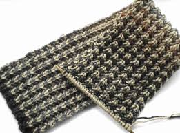 Mens Scarf Pattern