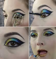 egyptian makeup tutorial step 4