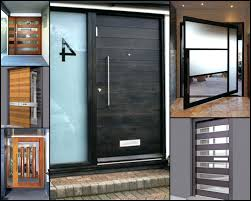 residential front doors with glass. Contemporary Front Doors With Glass Modern Entry Door Design Collection Residential C
