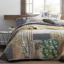 Fashion Quilts | The Company Store & Emeline Quilt / Sham Adamdwight.com