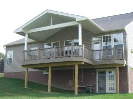 roof and ceiling take deck to another