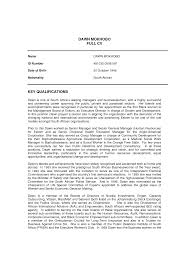 Key Achievements For Resume Resume For Your Job Application