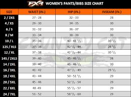 Fxr Womens Fresh Pants Black 15260 100__