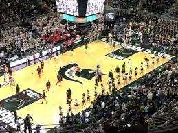 Breslin Arena Seating Chart Is A Bleacher Seat At Breslin Center