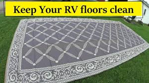 new rv reversible awning mat review you