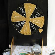 diy wheel of destiny