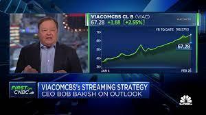 ViacomCBS CEO Bob Bakish