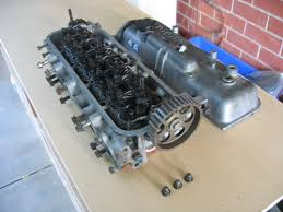 4AC Head with Reground Cam and Stiffer Valve Springs = MORE POWAH ...