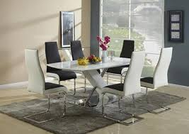 costa dining table chairs