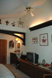 vaulted ceiling shelf decorating ideas images