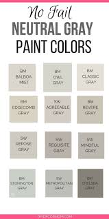 Benjamin Moore Light Pewter Vs Classic Gray Need The Best Gray Paint Colors These Light Gray Paint