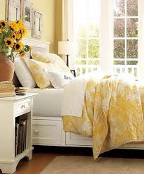 Color Scheme: Yellow And White Bedroom Just Decorated My Bedroom Like This  So Bright And