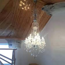 chandeliers for high ceilings lovely led lights for high ceilings and large chandeliers living room chandeliers