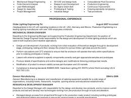 Medical Device Quality Engineer Sample Resume Mesmerizing Cover