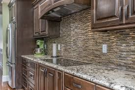 Granite Countertop Backsplash Gorgeous Granite Kitchen Countertops 48 Sq Ft Design White Backsplash With