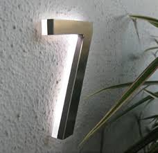 Large modern house numbers Mounted Metal Home And Furniture Captivating House Numbers For Sale Of Mid Century Modern And Home Design Nukezone Vanity House Numbers For Sale At Modern Light Up Lamps And Lighting