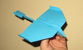 how to make cool paper airplanes that fly far and straight very  how to make cool paper airplanes that fly far and straight very easy video 12