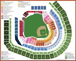 Citi Field Seating Chart 2019 Citi Field Seat Map Map Encdarts