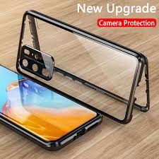 <b>New Upgrade Magnetic Case</b> For Huawei P40 Pro 5g Global ...