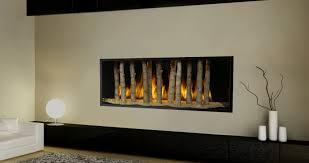 contemporary gas fireplace unique fireplaces