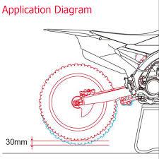 Nicecnc Rear Shock Absorber Suspension Lowering Kit For 46mm Kyb Wp For Suzuki Rm125 Rm250 Rm Z250 Rmz250 Rm 125 Rm Z Rmz 250