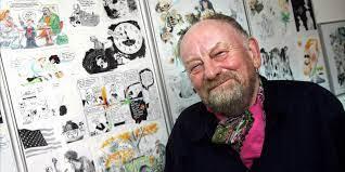 Kurt Westergaard gestorben: Der Mann, der Muhammed mit der Bombe zeichnete  - Medien - Gesellschaft - Tagesspiegel