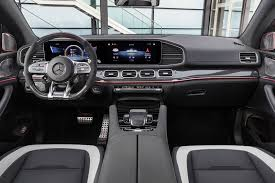 The interior of the gle 53 coupe, like other amg products, is a stylish and comfortable place to be in. 2021 Mercedes Amg Gle 53 Coupe Lord Vader Your Suv Has Arrived