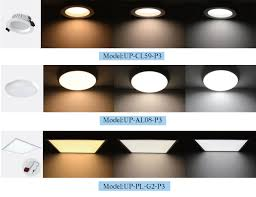 What Are The Colors Of Led Lights What Is The Best Color Temperature For Office Upshine