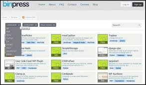 Binpress Is A Marketplace For Buying Selling Source Code