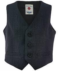 <b>Жилет Button Blue</b> для мальчиков купить, серый, 999 руб. в ...