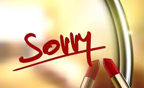 Sorry For Being Sorry Star40 New Sorry