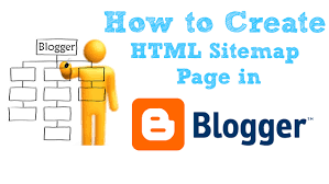 How to Create HTML Sitemap Page in Blogger? - FroshGeek