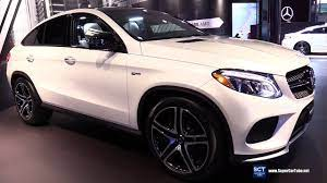 2017 mercedes benz gle450 amg coupe in depth review interior exterior. 2017 Mercedes Amg Gle Class Gle 43 Coupe Exterior Interior Walkaround 2017 New York Auto Show Youtube