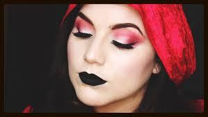 little red riding hood makeup beeneth