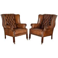 accent chairs canada small winged armchair orange wing chair tufted wingback dining room chairs tufted armchair
