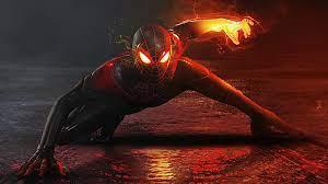 2020 Black Spiderman 4k Artwork, HD ...