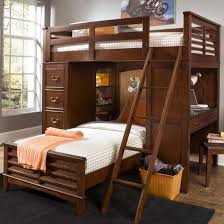 ... with computer desk. Bunk Beds