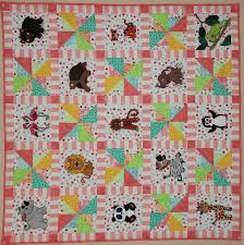 Applique Baby Quilt Patterns Unique Decorating