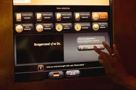 Gold Vending Machine Prices Beauteous 48 Weird Vending Machines Walyou